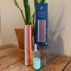Chic&Tonic Silicone Straw